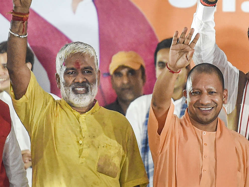 Swatantra Dev Singh resigns as UP Minister