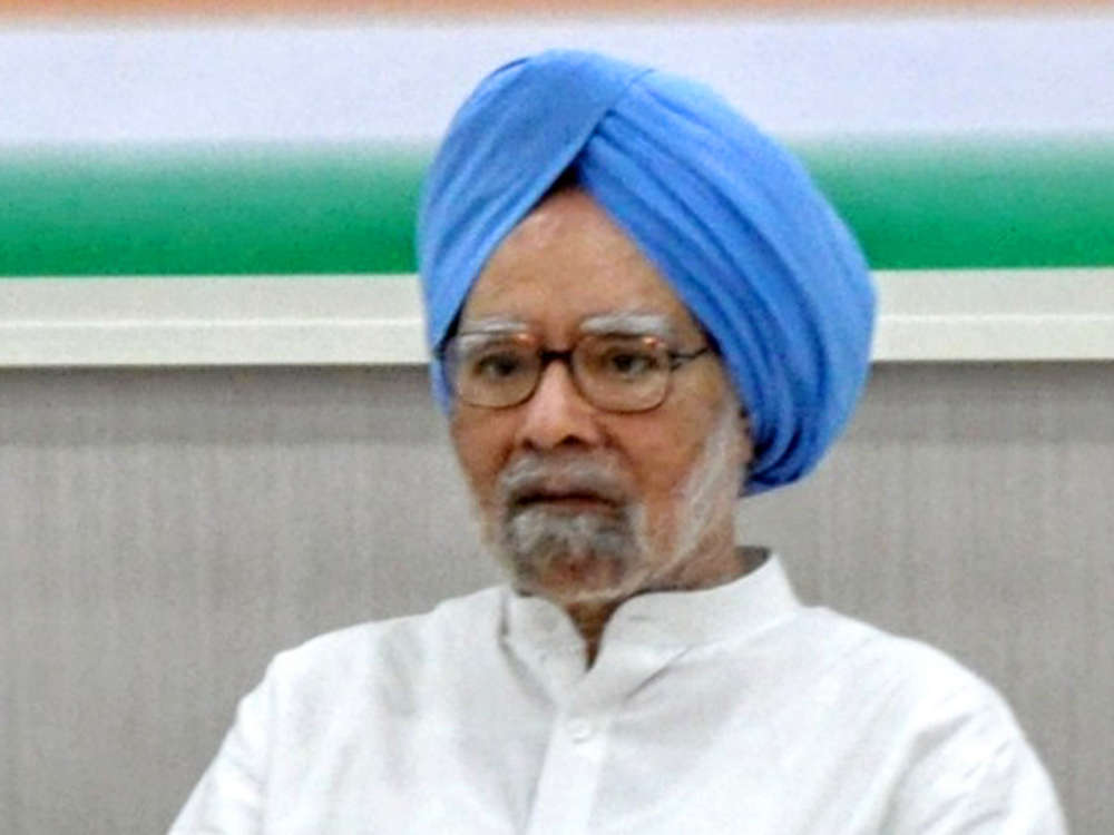 Manmohan Singh elected unopposed to Rajya Sabha