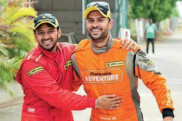 Gaurav Gill's Arjuna gives hope to motorsport fraternity