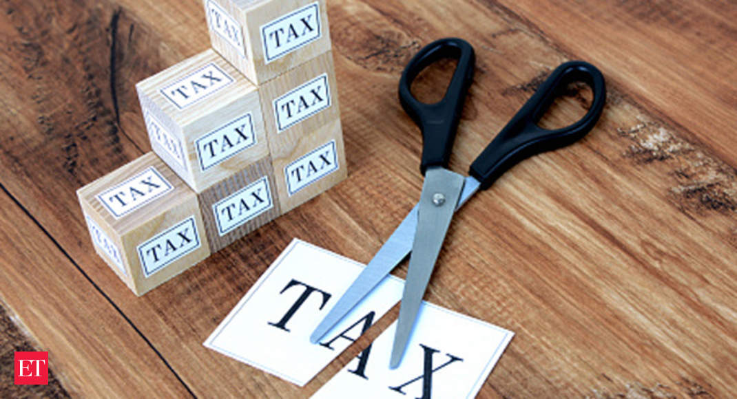 Task force on direct taxes: Panel for review of tax brackets, surcharges thumbnail