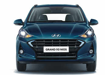 Hyundai Grand i10 Nios launched at starting price of Rs 4.99 lakh