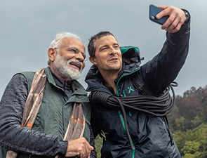 'Man Vs Wild' with PM Modi a global hit; Bear Grylls tweets to thank fans for 3.6 bn impressions