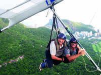 YOLO: Hemant Jalan went hanggliding, jumped off a 3,000-foot cliff in Rio