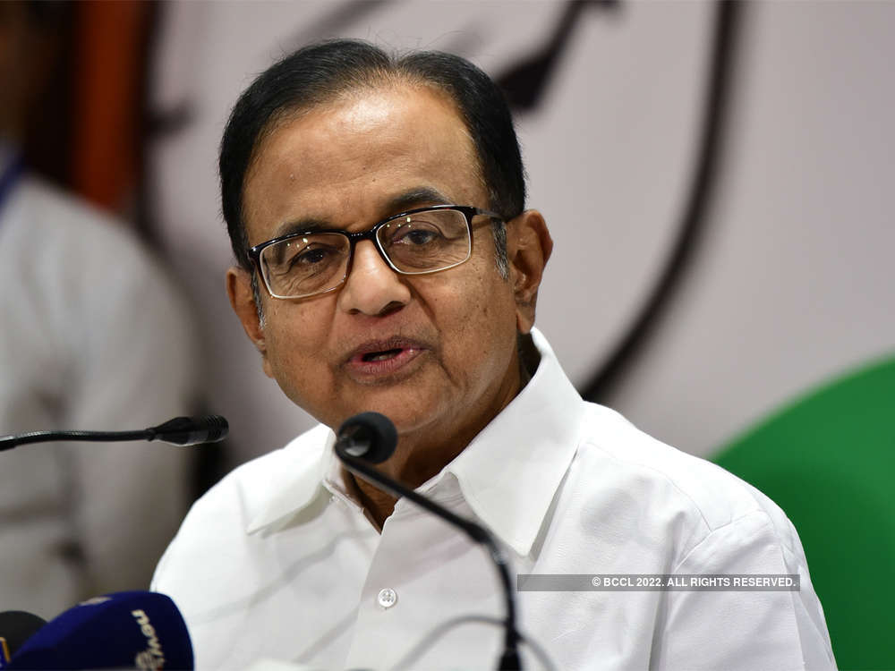 Chidambaram bought tennis club in Spain, UK cottages with scam funds: ED