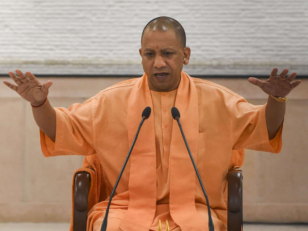 Yogi Adityanath rewards performers, inducts 18 new ministers with an eye on 2022 polls