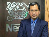 Suresh Narayanan, Nestle India-1200