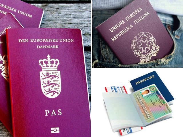Henley Passport Index: Most Powerful Passports Of 2019
