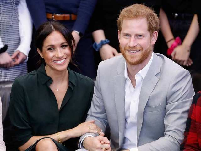 Recycling fashion: Prince Harry has worn his $228 jacket 24 times since he met wife Meghan