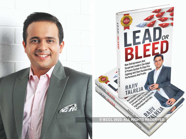 ​Rajiv Talreja​ had failed as an entrepreneur for the first seven years, but later learnt the art of doing business.