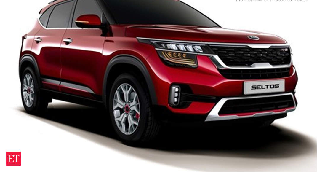 Kia Motors Launches First Made In India Suv Seltos Price The