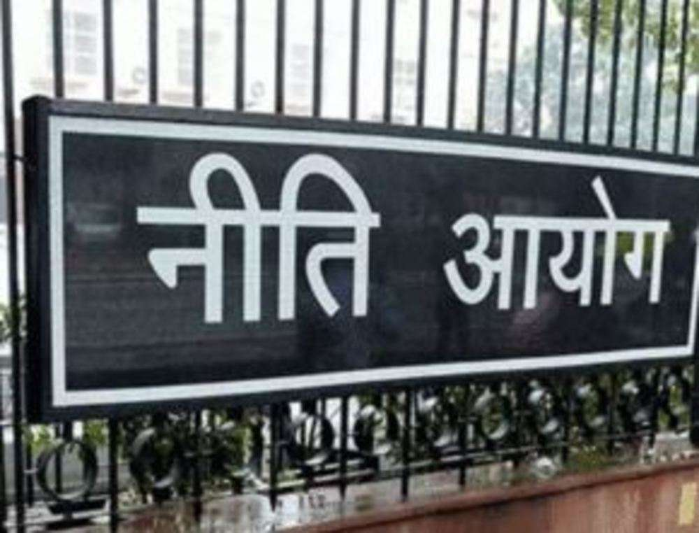NITI Aayog for extraordinary steps to deal with economic slowdown