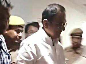 INX Media case: Chidambaram sent to 4-day CBI custody till August 26