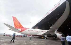 Air India's dreamliners