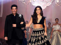 Why shouldn't men also chase glamour and sumptuousness, asks veteran designer Manish Malhotra