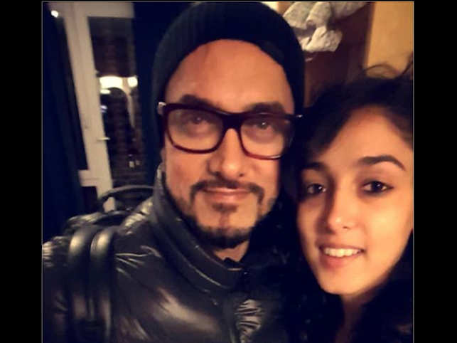 Ira takes after perfectionist father Aamir Khan, set to make her directorial debut
