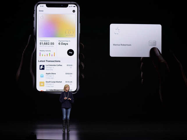 Where do you keep the Apple Card? Tech giant warns against storing it in a leather wallet or jeans
