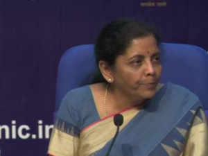 Govt to upfront infuse Rs 70,000-cr capital into PSB: Nirmala Sitharaman