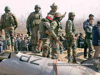 IAF chopper in Budgam crashed on Feb 27 after hit by Indian missile: probe report