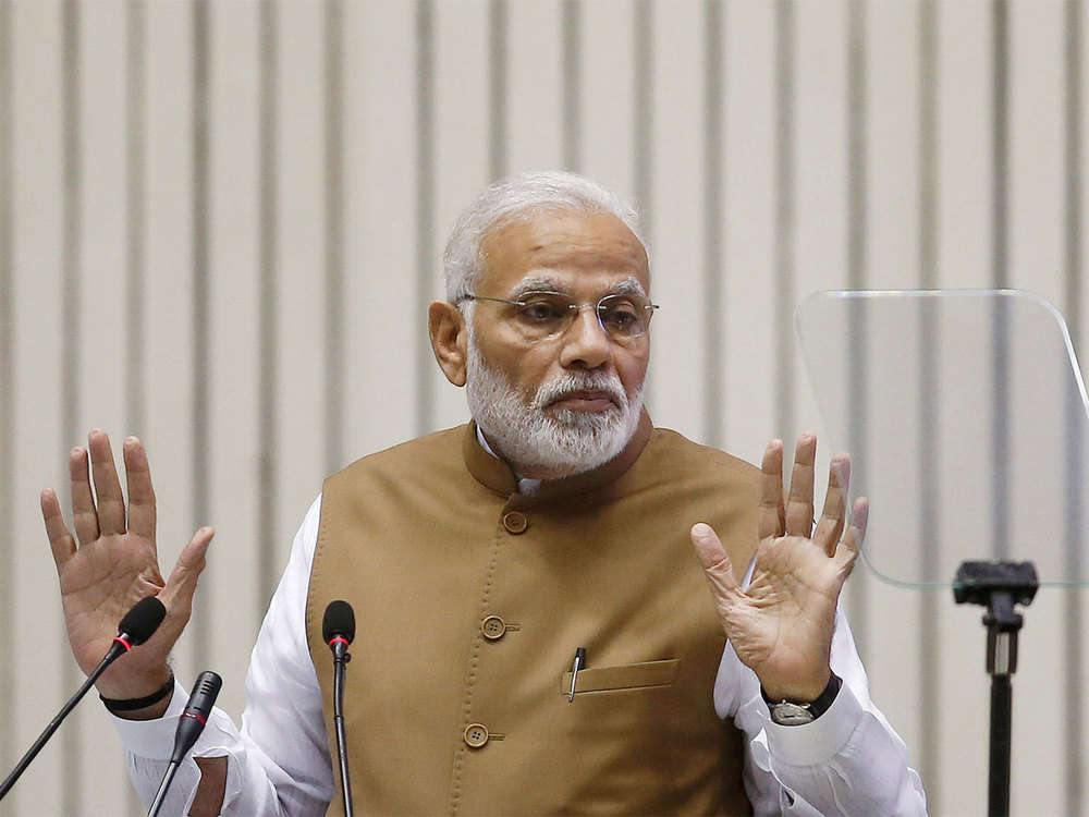 India to achieve most of COP 21 climate change goals in next 1.5 years: Modi