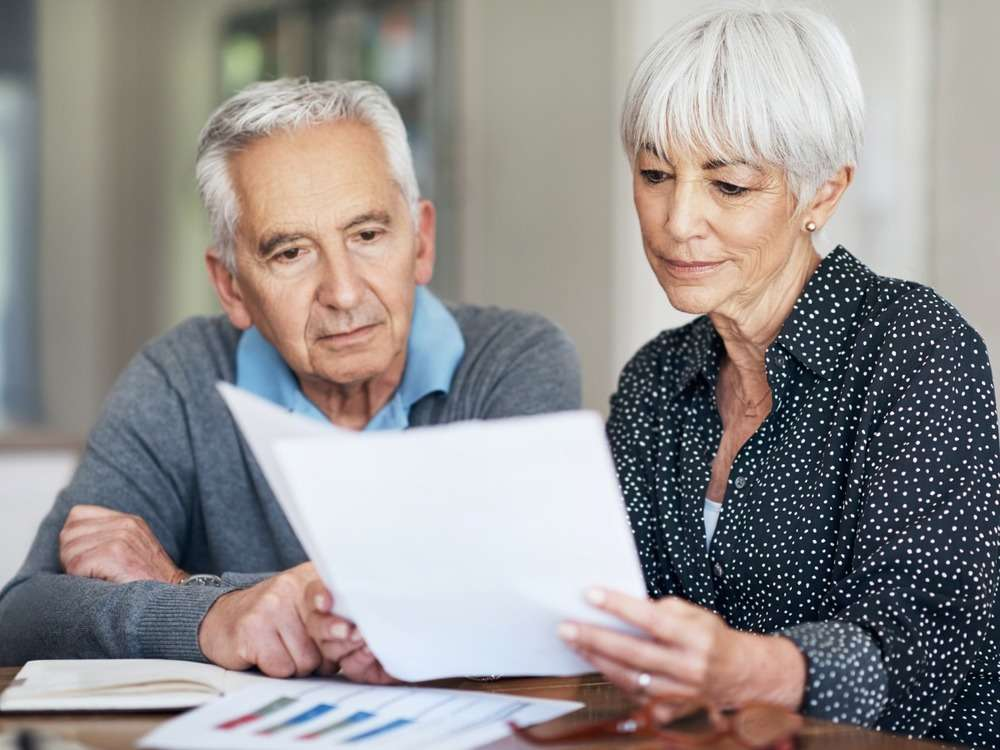 How can individuals nearing retirement prepare for economic slowdown?