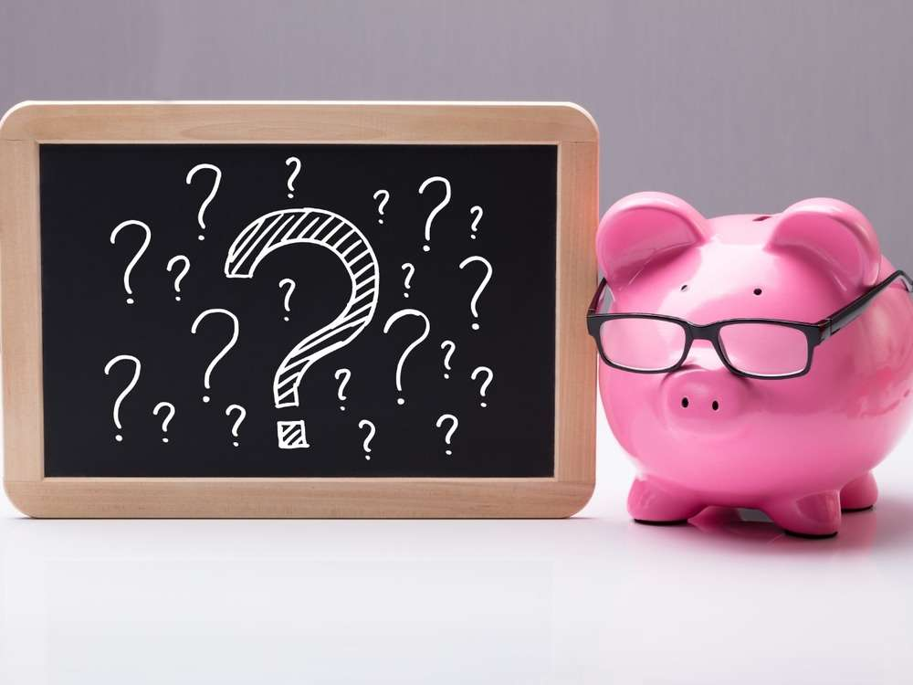 This is the first question to ask yourself before investing