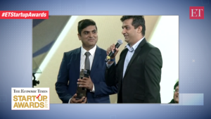Fit & Glow Healthcare named 'Bootstrap Champ' at ET Startup Awards 2019