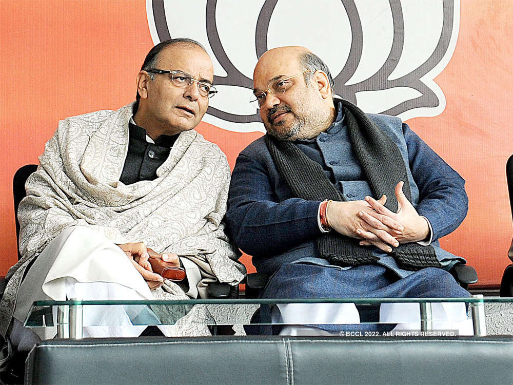 Amit Shah broke down when Arun Jaitley lost his only election