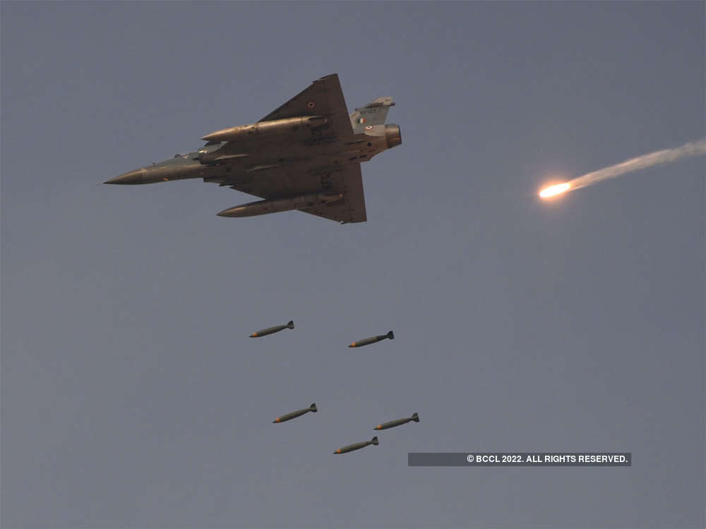 Imports, indigenous production of fighters will boost IAF strength