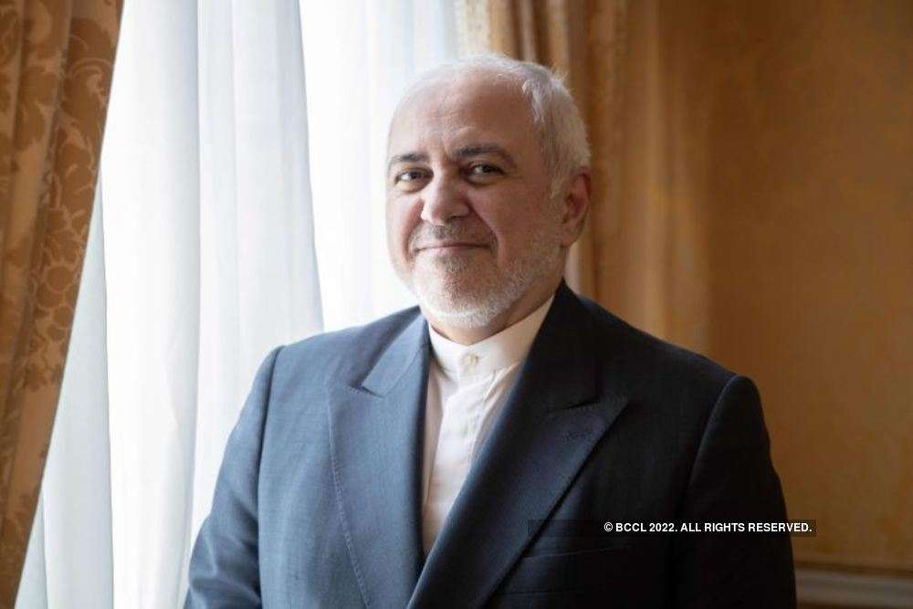 Iranian FM lands in French resort hosting G-7 summit raising speculations of dialogue