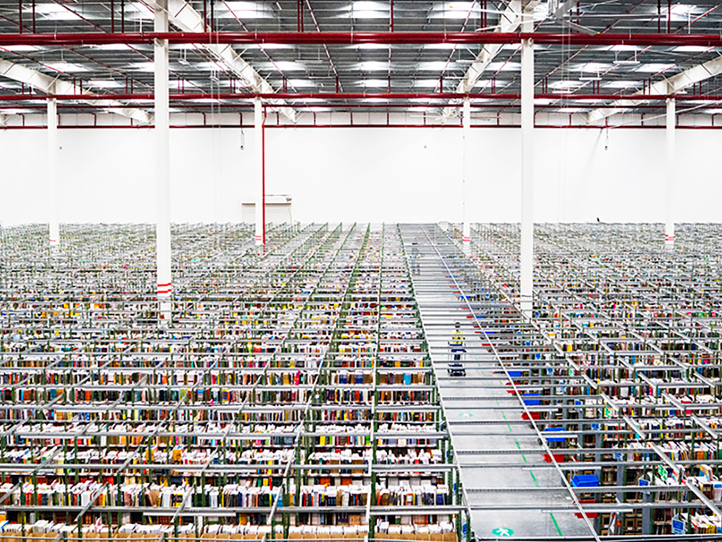 Warehousing is hotter than ever. But supply is struggling to keep up. Blame old irritants.