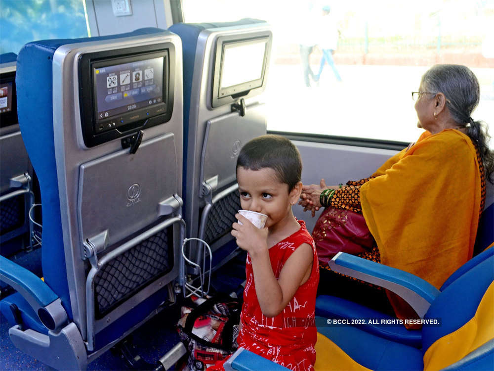 Payout for delay, other freebies being planned for passengers of India's first 'private train'