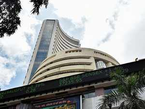 Sensex zooms 793 pts on FM's 'mini Budget'; Nifty tops 11,000