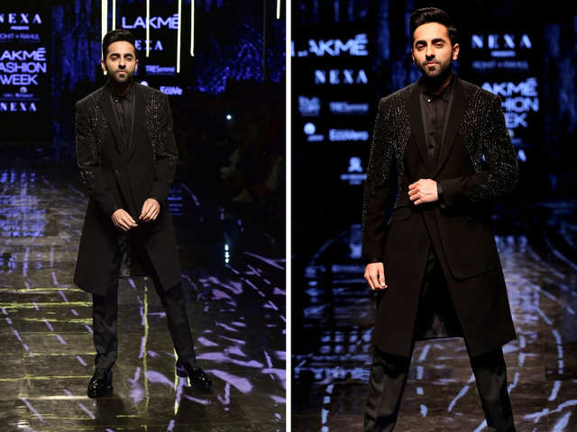 10 Desi Looks We Loved At Lakme Fashion Week Making A Statement The Economic Times