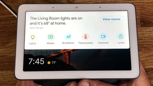 Order around your home appliances: Google Nest Hub comes to