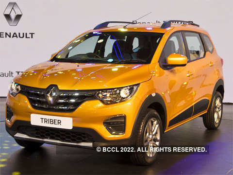 Interior - Renault Triber launched today: 7-seater car in Rs