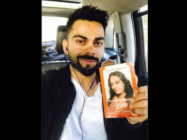 Autobiography Of A Yogi By Paramahansa Yogananda How Many Books Have You Read From Virat Kohli S List The Economic Times