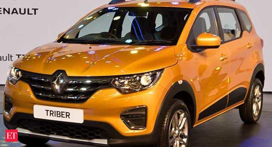 Renault Triber Price Renault Launches Triber 7 Seater Car Under