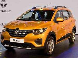 Renault launches Triber, 7-seater car under 5 lakh