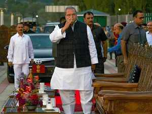 Phones, internet are weapons against us, mostly used by terrorists: J&K Governor Satya Pal Malik