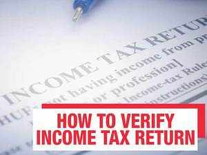 ITR verification: Here are 6 ways to do it | Verify Income