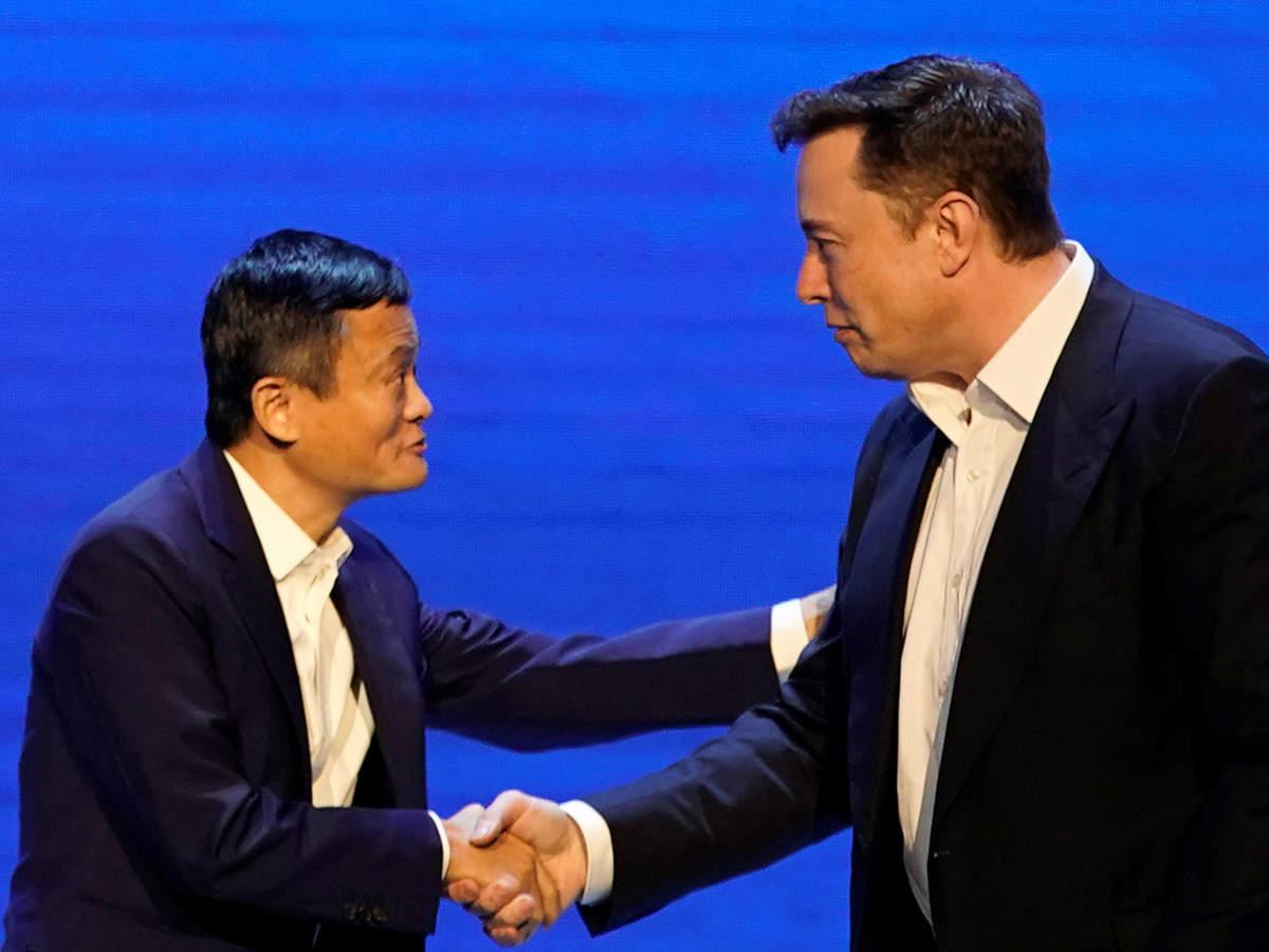 Jack vs Musk: Alibaba CEO thinks Earth needs more heroes