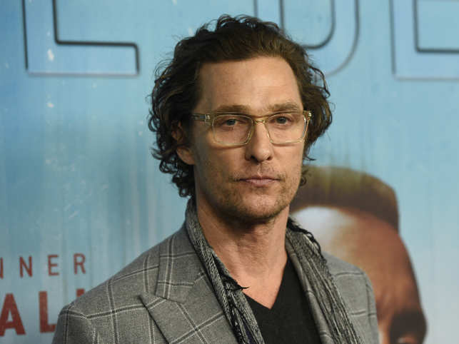 ​Matthew McConaughey ​was previously a visiting instructor at the school. ​
