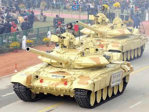 Barrel of T-90 battle tank explodes during practice session in Pokhran firing range