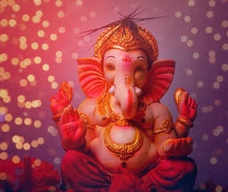 Bring home colourful chowkis, flowers for the season to up your Ganesh Chaturthi decor game