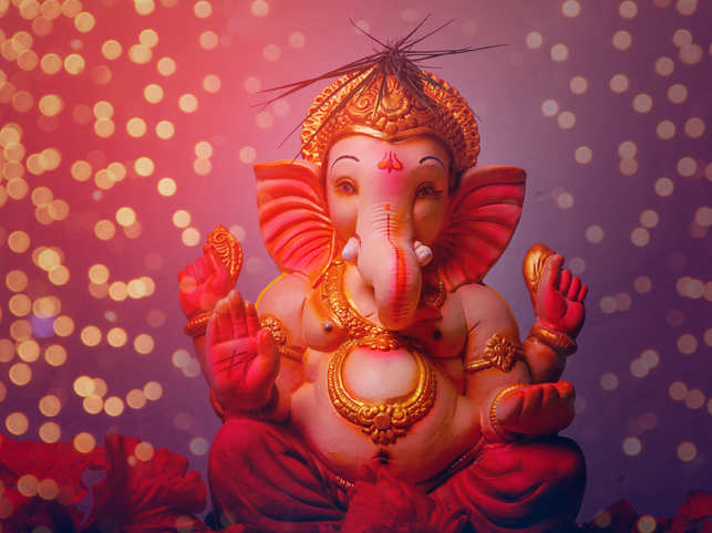 Go green this festive season, and bring home an eco-friendly Ganesha idol.​
