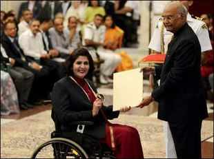 Watch: President Kovind presents National Sports and Adventure Awards 2019
