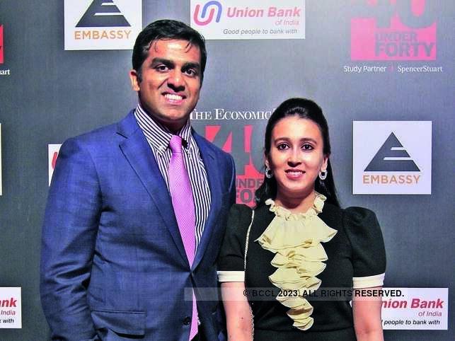 ETP5 04 Parth Jindal with wife Anushree IMG_9282 4c