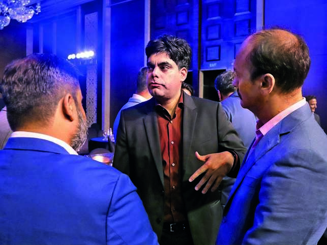 ET 40 Under 40 Awards: When three top bosses - all IIT alumni - enjoyed a quick reunion over drinks
