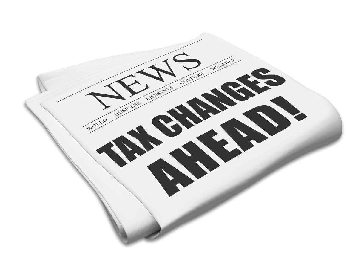 New Income Tax laws: 7 changes in income tax laws that come