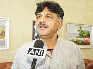 DK Shivakumar slams ED's move, calls I-T raids politically motivated